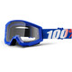 100% Strata Goggle Nation-Clear
